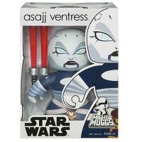 《公仔模型王》[StarWars/星際大戰/星球大戰]Mighty Muggs-凡翠斯 Asajj Ventress