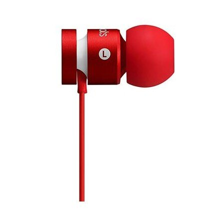 Beats urBeats In Ear Headphone 金屬機身 入耳式 耳機 繽紛色系 紅色 4