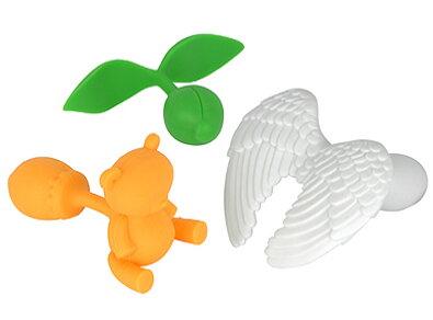 [漫朵拉情趣用品]【日本Rends】Mascot Plug Teddy Bear吉祥三寶(肛塞)泰迪熊 DM-9092113