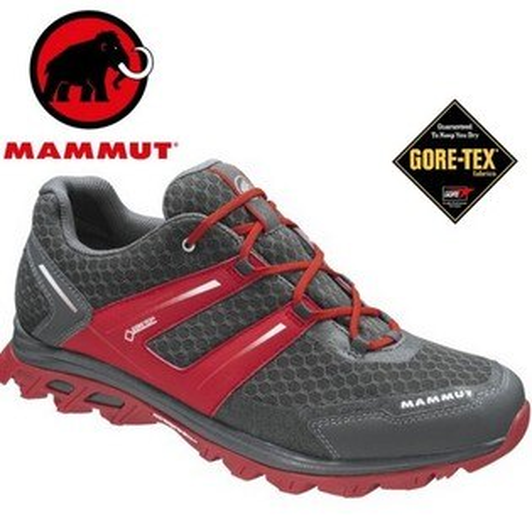 Mammut 長毛象 防水越野鞋/越野跑鞋 MTR 71 Trail Low GTX 男款 3030-02961