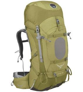 【鄉野情戶外專業】 Osprey |美國| Ariel 55 登山背包 女款/重裝背包 自助旅行/Ariel55 【容量55L】-小麥棕S