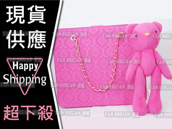 【姍伶】RIVON 禮坊 喜餅 西餅 伴手禮 粉紅洛可可Ⅲ 西式點心(共兩層)+小熊娃娃+專屬禮盒+提袋