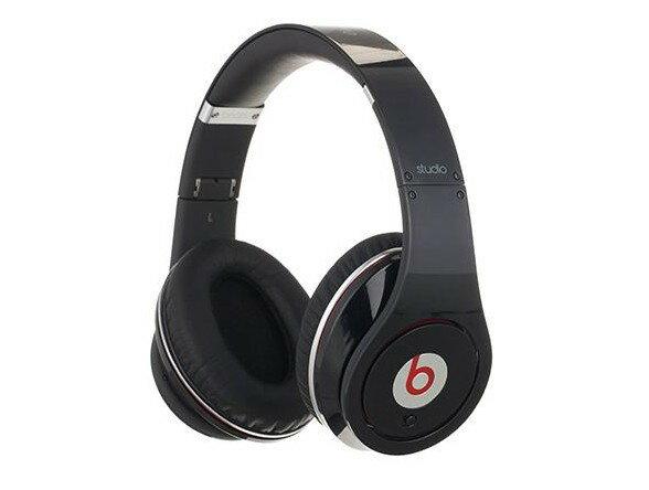 Beats by Dr. Dre Studio 監聽級耳罩式耳機 熱銷款 黑色