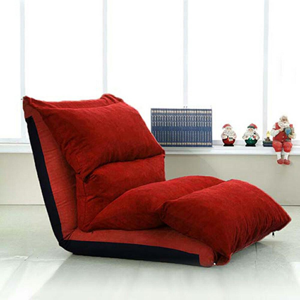 原廠公司貨【日系經典】坐臥躺功能沙發床/和室椅/單人沙發-(布套可拆洗) ★班尼斯國際家具名床 0