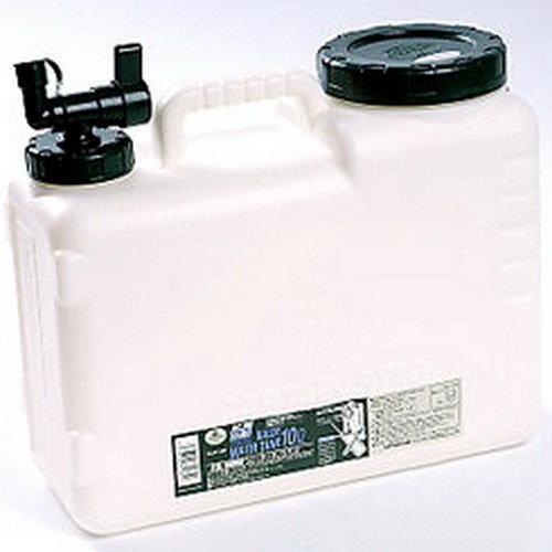 【露營趣】中和 Captain Stag 鹿牌 M-1431 抗菌水箱 10L 水桶 裝水容器 儲水桶 手提水桶