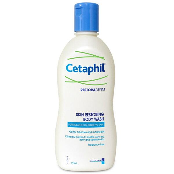 Cetaphil舒特膚 AD異膚敏修護潔膚乳 295ml