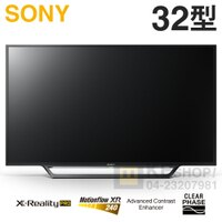SONY 索尼推薦到[可以買]SONY 索尼( KDL-32W600D ) 32型【W600D系列】高畫質LED數位液晶電視《送基安回收,限台中市》