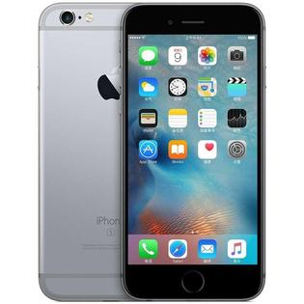 【Teng Yu 騰宇】限量未開通福利品 Apple iPhone 6s  16G 太空灰色 4.7吋智慧型手機