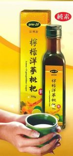 富利舒 檸檬洋蔘枇杷飲 300g/瓶 台灣本土綠檸檬 西洋蔘萃取液 生津止渴(可團購) 原價$690 特價$490