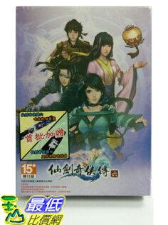 (刷卡價)  PC GAME 仙劍奇俠傳六 仙劍奇俠傳 6 暢銷遊戲 $759