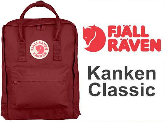 瑞典 FJALLRAVEN KANKEN Classic 326 Ox Red 公牛紅  小狐狸包 0