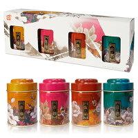 年貨大街 : 年貨伴手禮、餅乾禮盒、水果禮盒推薦到花鳥集.四種台灣花果茶包組