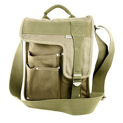 Ducti Musette Deployment Bag (green) 0