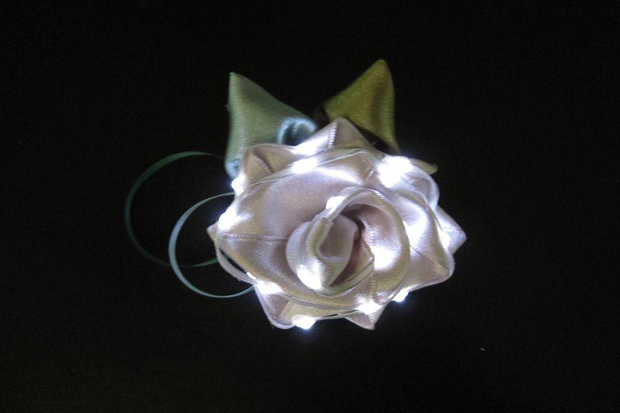 LiTex LED緞帶-白燈系列     聖誕節 婚禮佈置 派對節慶 DIY手工手作 舞台服裝 6