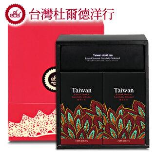 【杜爾德洋行 Dodd Tea】嚴選三峽蜜香紅茶2入禮盒 0