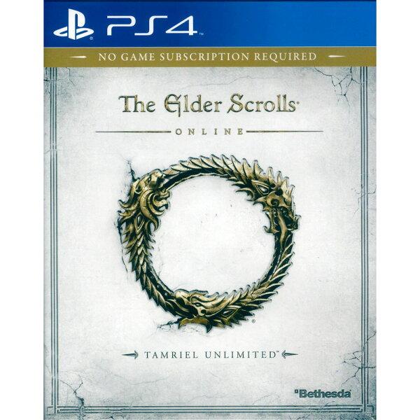 (現貨全新) PS4 上古卷軸 Online:無限泰姆瑞爾 英文亞版 The Elder Scrolls Online