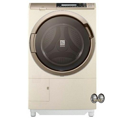 【HITACHI日立】11.5公斤尼加拉飛洗瀑滾筒式洗衣機SFSD3100W~(限區配送+安裝)