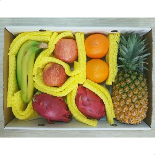 【周水果箱只要599】周周宅配健康水果餐。共5-6種保證新鮮好吃水果組合【10/7 PM23:59加碼!全館滿$600最高折$100✶10/8 AM9:59最高現折$132✶】♡