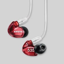 志達電子 SE535LTD 美國 SHURE 三單體可換線耳道式耳機(公司貨) TF10 UE900 UM3X