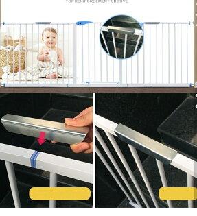 兒童安全門欄 專用固定槽  門欄更穩固 (上下各一個)