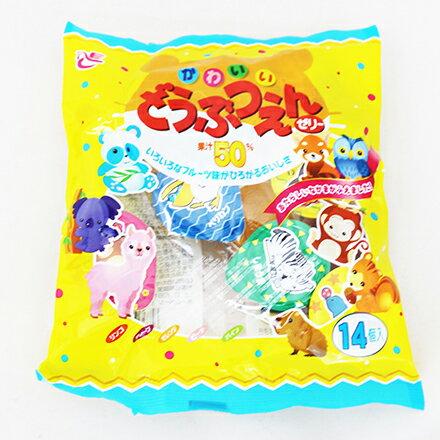 【敵富朗超巿】Ace-Bakery可愛動物園水果果凍 210g(賞味期限至2016.11.18) - 限時優惠好康折扣