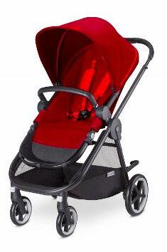 【安琪兒】德國【Cybex】IRIS M-AIR HOT&SPICY 輕便四輪推車(紅色) 0