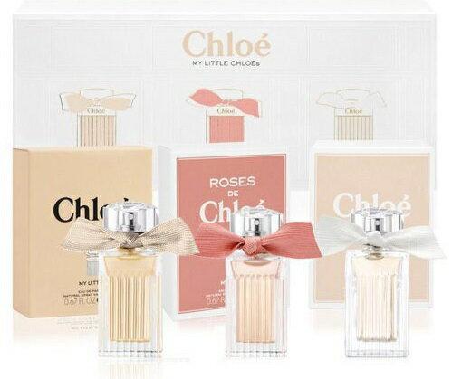 (單瓶免運)CHLOE My Little Chloe 禮盒 20ML*3 ☆真愛香水★
