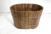 泡湯推薦到泡澡幫助血液循環 檀香木泡澡桶-90公分長(一人份尺寸)台灣第一領導品牌-雅典木桶 木浴缸、方形木桶、泡腳桶、蒸腳桶、蒸氣烤箱