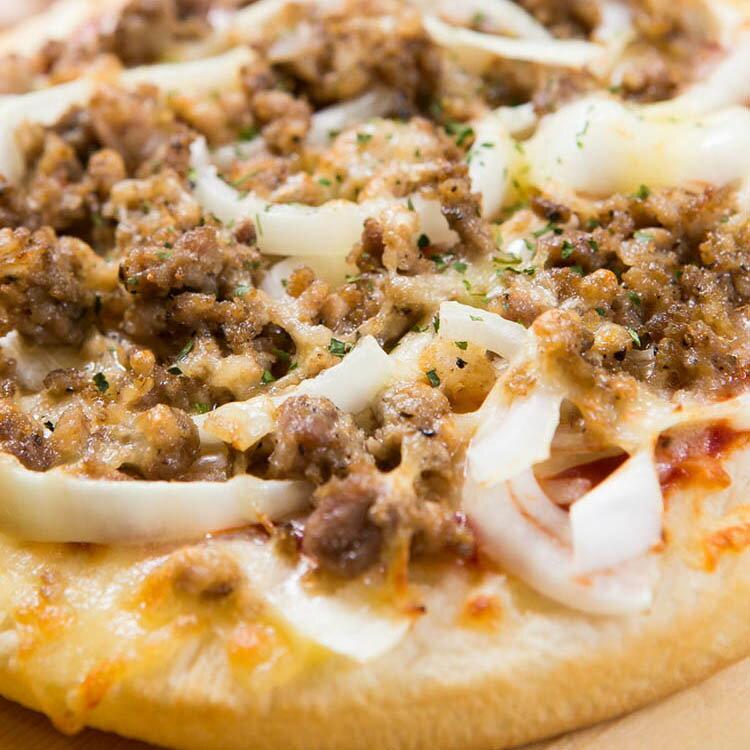 ~法羅烤箱現作 披薩~~香烤牛肉pizza~ ~  好康折扣