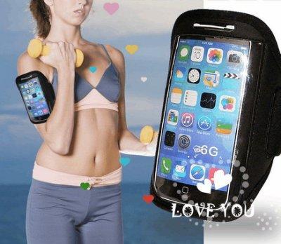 原價300特價139元㊣運動臂套路跑健身慢跑爬山腳踏車iPhone i5 5 5s iPhone6 PLUS