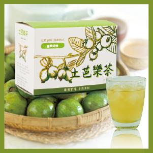 土芭樂茶15入/盒,養顏美容水果飲