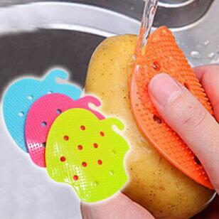 蔬果清潔刷 蔬果刷 (不挑色)