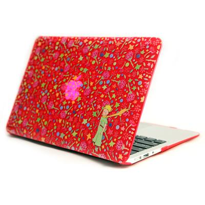 【YOSHI 850】小王子授權系列 - 花花世界的呢喃《 Macbook 》水晶殼  Mabook Air / Mabook Pro / Mabook Retina  11.6