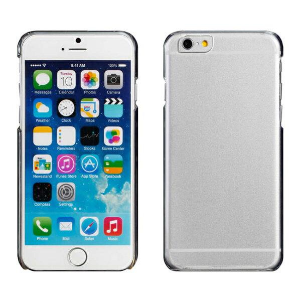 "Ultimate- iPhone 6 (4.7"") 清新全透硬質防摔手機保護套 手機殼 清水套 透明背蓋 保護殼 手機套"
