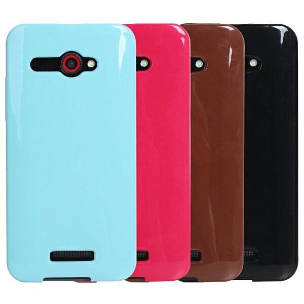 Ultimate- HTC Butterfly S 亮麗全彩軟質手機保護套 手機背蓋 手機殼 防摔果凍保護套 清水套