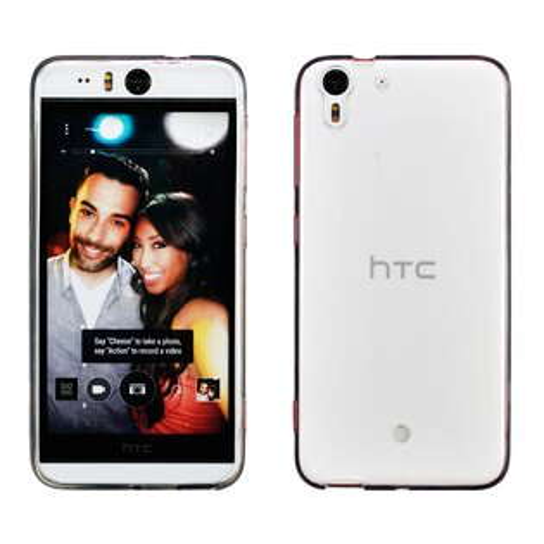 Ultimate- HTC Desire EYE 清新全透軟質手機保護套 手機背蓋 手機保護殼 軟質 清水套 透明軟殼