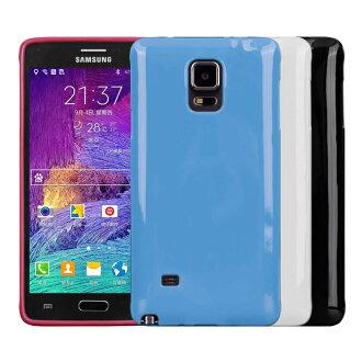 Ultimate- Samsung Note4 亮麗全彩軟質手機外殼防摔後背蓋果凍套 保護套 軟殼 保護殼 手機殼