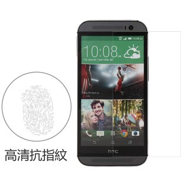 Ultimate- HTC Desire 620 dual 高清抗指紋保護貼 高清抗指紋防油汙灰塵超薄螢幕膜 手機膜