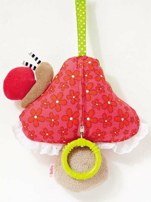 babyFEHN 芬恩 - 童話森林蘑菇拉環音樂玩具 2