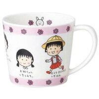 櫻桃小丸子週邊商品推薦日本正品 櫻桃小丸子 馬克杯
