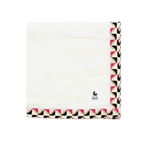 【安琪兒】韓國【 Borny 】有機棉多功能紗巾(三角鳥) 0