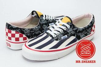 ☆Mr.Sneaker☆ VANS Era 95 50th 50週年 限量 海盜 黑黃 男段