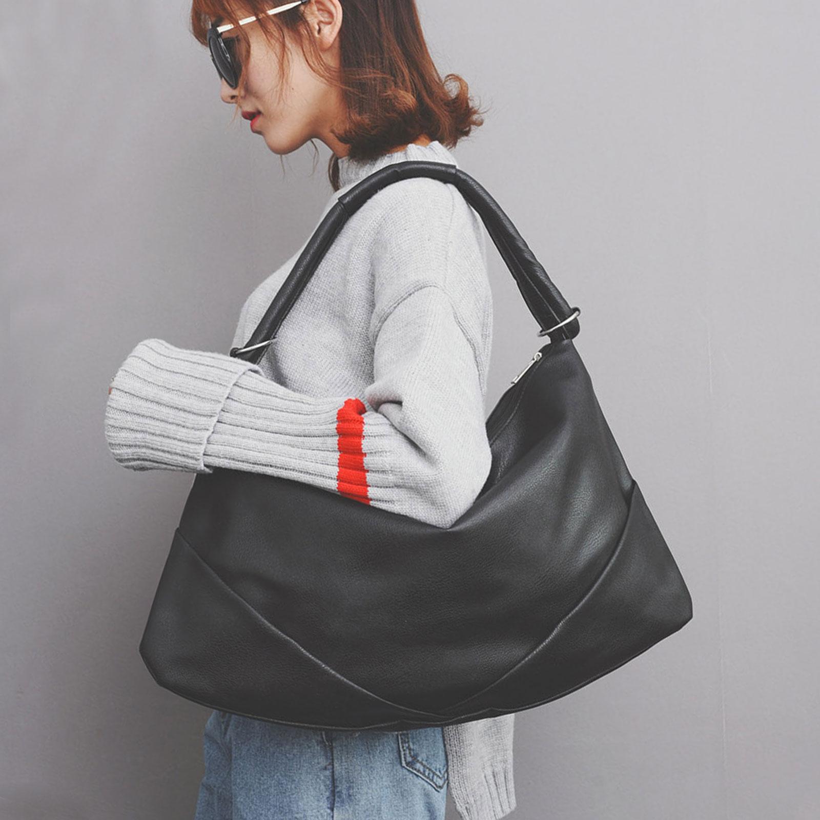 手提包 韓國時尚皮革水餃包肩背包【O3226】☆雙兒網☆ 3