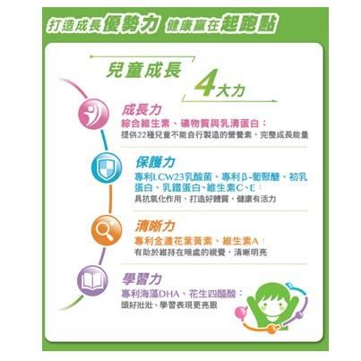 【醫之方】兒童綜合維他命口嚼錠(70錠/瓶) 1