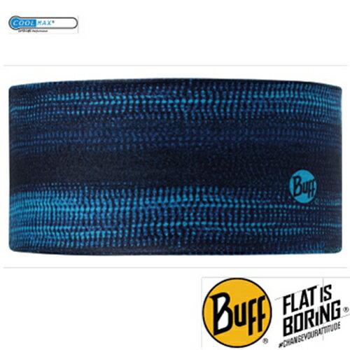 ├登山樂┤西班牙BUFF COOLMAX 抗UV頭帶 藍光之旅 #BF108623