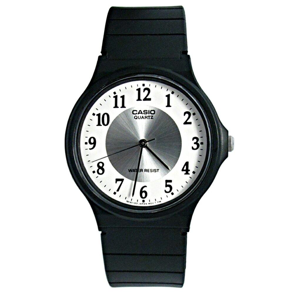 CASIO 卡西歐MQ-24 極簡時尚指針中性錶 1
