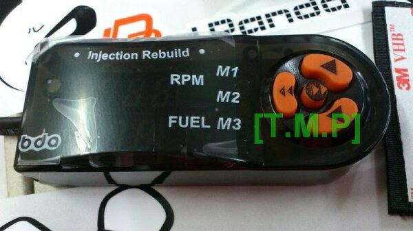 T.M.P BADPANDA BDA bda BADPANDA 可程式供油電腦 FI 噴射外掛電腦 Yamaha Kymco Sym Aeon