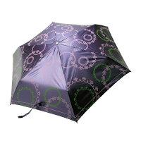 防曬大作戰!防曬乳/防曬外套/防曬小物推薦【iumbrella】幸福花園自動三收一紫外線變色傘-靛