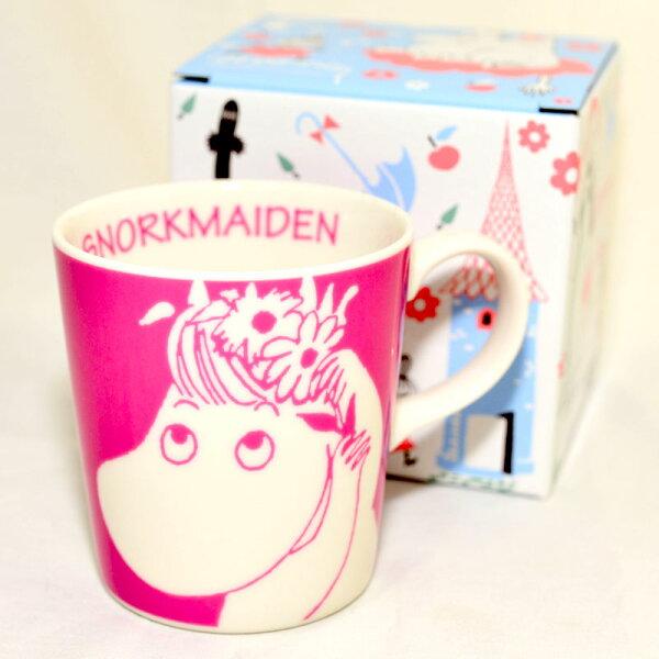MOOMIN 嚕嚕米  陶瓷 馬克杯 咖啡杯 正版 日本製