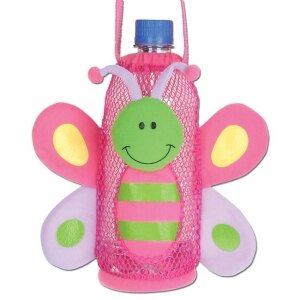 美國【Stephen Joseph】兒童造型水壺袋(蝴蝶) 0